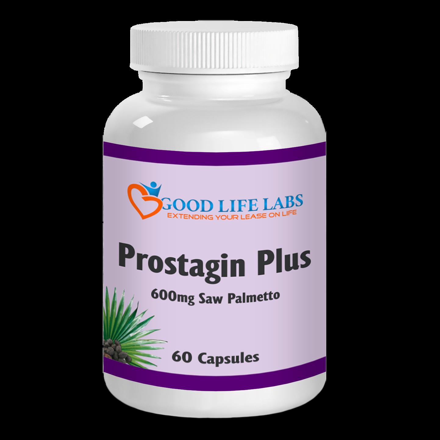 Prostagin Plus Good Life Labs Formula