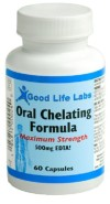 EDTA Oral Chelating Formula from Good Life Labs
