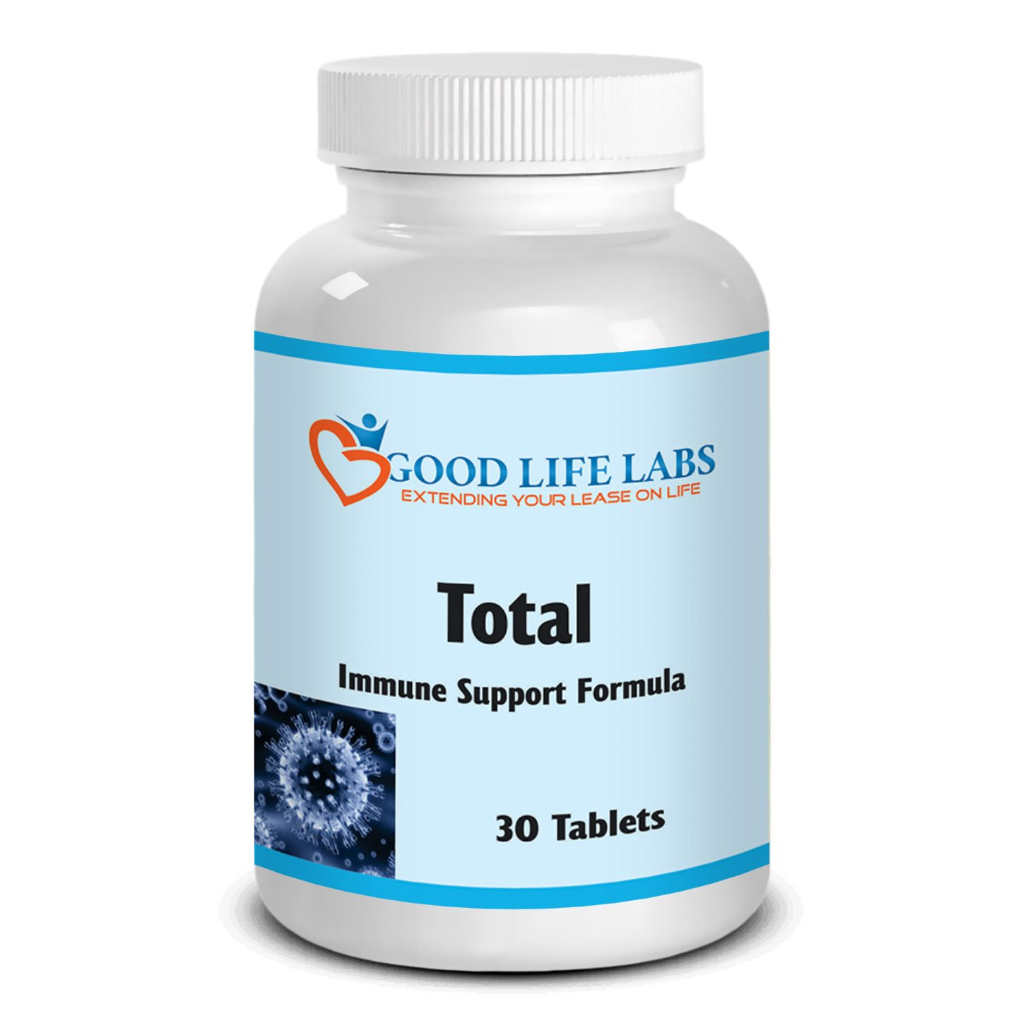 Total Immune support Good Life Labs Formula