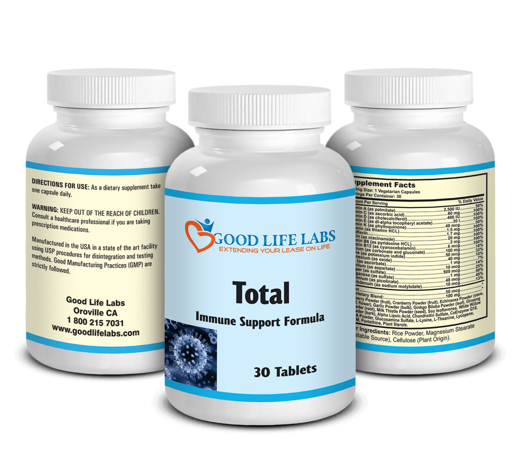 c00e2705ff6e Total 3 Bottle Trial Offer - Plus One extra free